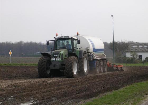 Fendt 924 + BLW tank