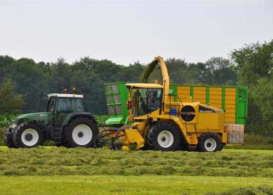 New-holland FX 50